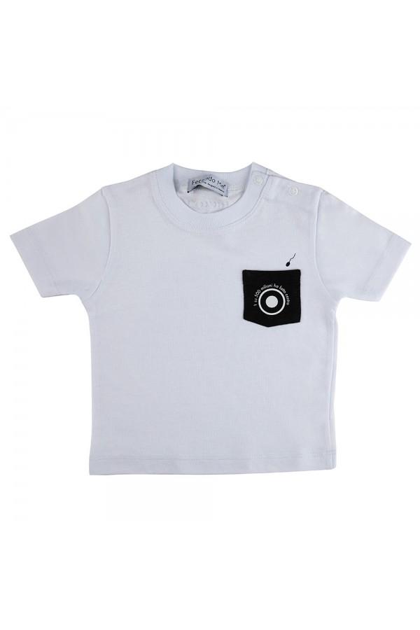 T-shirt  Bambino Bianca...