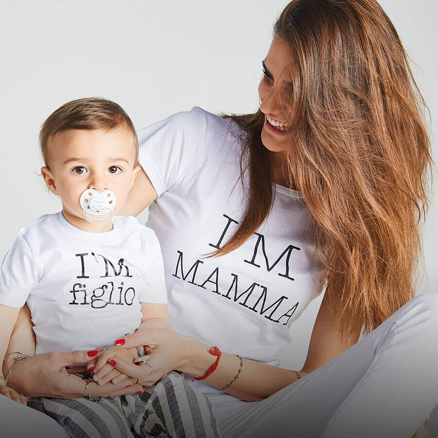 T-Shirt per Mamma
